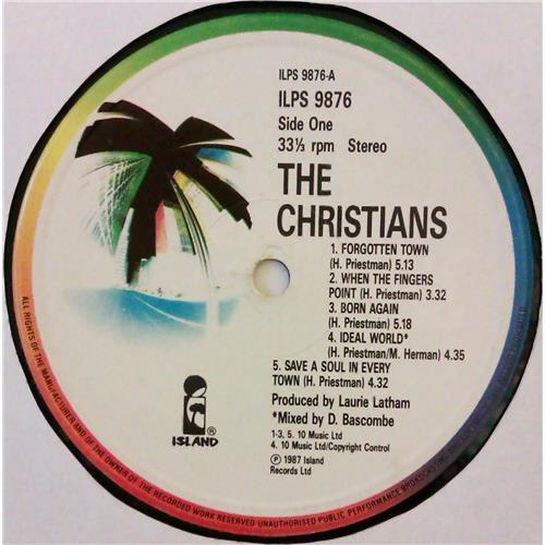 Картинка  Виниловые пластинки  The Christians – The Christians / ILPS 9876 в  Vinyl Play магазин LP и CD   04805 4