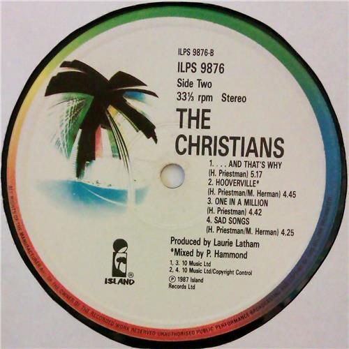 Картинка  Виниловые пластинки  The Christians – The Christians / ILPS 9876 в  Vinyl Play магазин LP и CD   04805 5