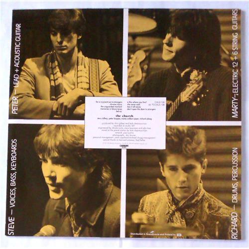 Картинка  Виниловые пластинки  The Church – The Church / CALS 130 в  Vinyl Play магазин LP и CD   05003 1