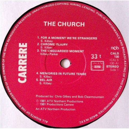 Картинка  Виниловые пластинки  The Church – The Church / CALS 130 в  Vinyl Play магазин LP и CD   05003 3