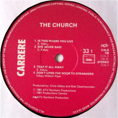 Картинка  Виниловые пластинки  The Church – The Church / CALS 130 в  Vinyl Play магазин LP и CD   05003 4