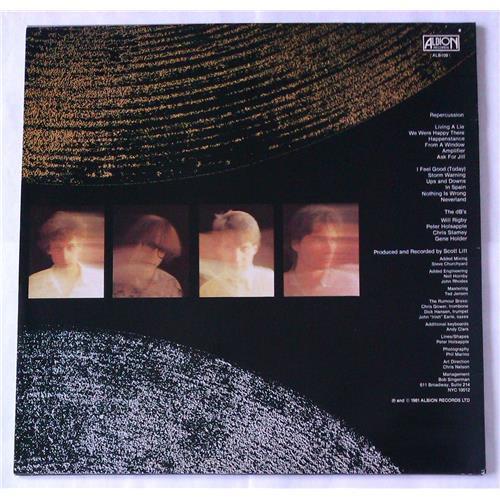 Картинка  Виниловые пластинки  The dB's – Repercussion / ALB 109 в  Vinyl Play магазин LP и CD   05019 1