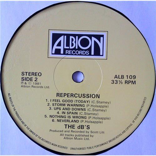 Картинка  Виниловые пластинки  The dB's – Repercussion / ALB 109 в  Vinyl Play магазин LP и CD   05019 3