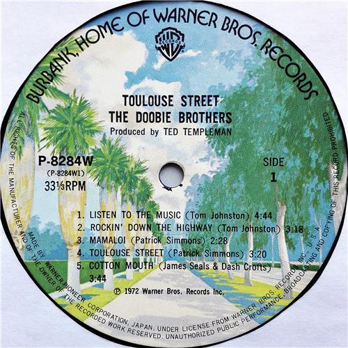 Картинка  Виниловые пластинки  The Doobie Brothers – Toulouse Street / P-8284W в  Vinyl Play магазин LP и CD   07681 6