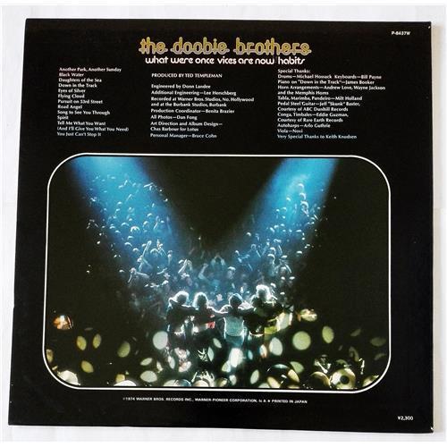Картинка  Виниловые пластинки  The Doobie Brothers – What Were Once Vices Are Now Habits / P-8437W в  Vinyl Play магазин LP и CD   07727 1