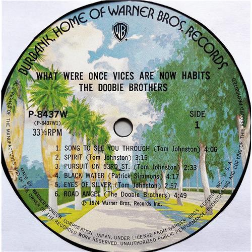 Картинка  Виниловые пластинки  The Doobie Brothers – What Were Once Vices Are Now Habits / P-8437W в  Vinyl Play магазин LP и CD   07727 3