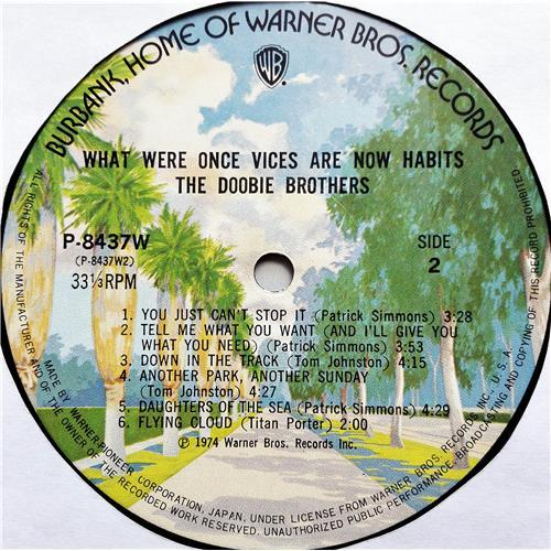 Картинка  Виниловые пластинки  The Doobie Brothers – What Were Once Vices Are Now Habits / P-8437W в  Vinyl Play магазин LP и CD   07727 4