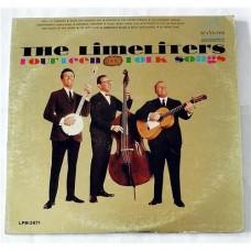 The Limeliters – Fourteen 14K Folksongs /  LPM-2671
