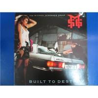 The Michael Schenker Group – Built To Destroy / WWS-91077