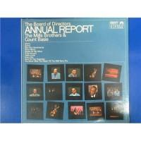 The Mills Brothers & Count Basie – The Board Of Directors Annual Report / SJET-8088