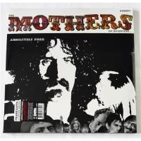 The Mothers – Absolutely Free / ZR 3835-1 / Sealed