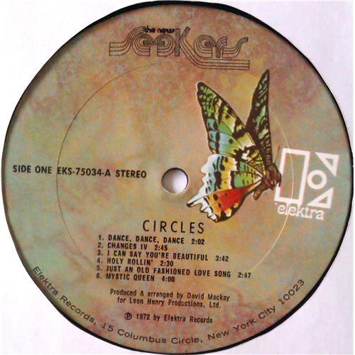 Картинка  Виниловые пластинки  The New Seekers – Circles / EKS-75034 в  Vinyl Play магазин LP и CD   04799 2