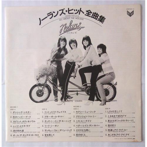 Картинка  Виниловые пластинки  The Nolans – All About Nolans / 35-3P-321-2 в  Vinyl Play магазин LP и CD   05503 2