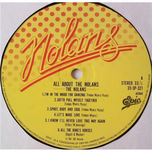 Картинка  Виниловые пластинки  The Nolans – All About Nolans / 35-3P-321-2 в  Vinyl Play магазин LP и CD   05503 10