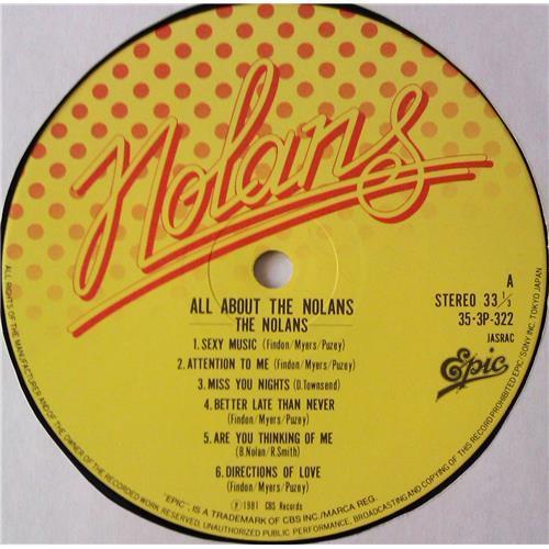 Картинка  Виниловые пластинки  The Nolans – All About Nolans / 35-3P-321-2 в  Vinyl Play магазин LP и CD   05503 12