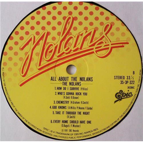 Картинка  Виниловые пластинки  The Nolans – All About Nolans / 35-3P-321-2 в  Vinyl Play магазин LP и CD   05503 13
