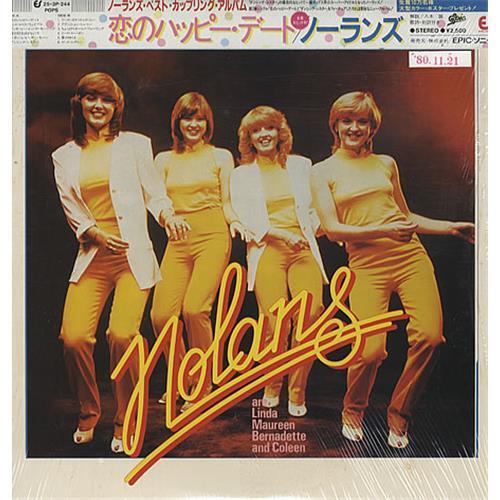 Виниловые пластинки  The Nolans – Making Waves / 25-3P-244 в Vinyl Play магазин LP и CD  00736