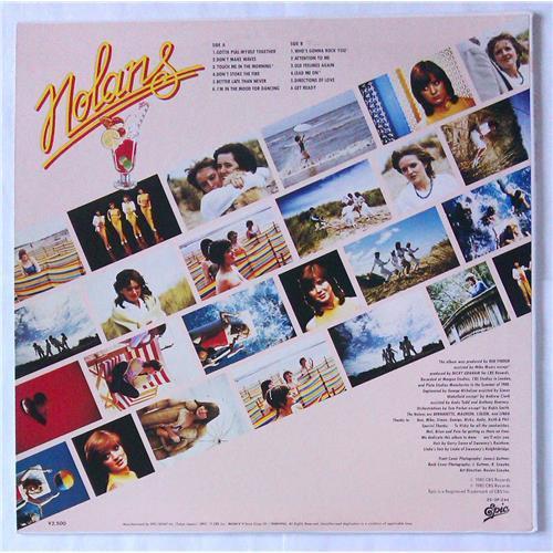 Картинка  Виниловые пластинки  The Nolans – Making Waves / 25-3P-244 в  Vinyl Play магазин LP и CD   04929 1