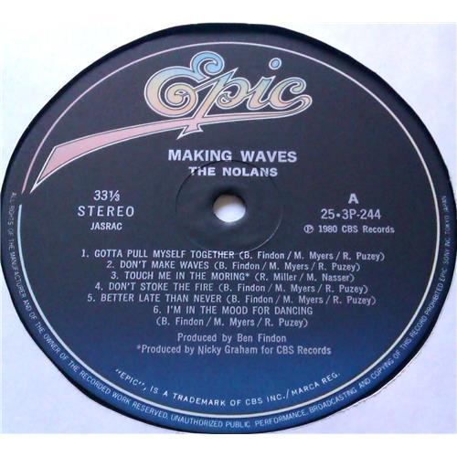 Картинка  Виниловые пластинки  The Nolans – Making Waves / 25-3P-244 в  Vinyl Play магазин LP и CD   04929 4