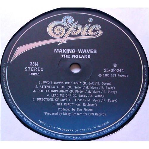 Картинка  Виниловые пластинки  The Nolans – Making Waves / 25-3P-244 в  Vinyl Play магазин LP и CD   04929 5