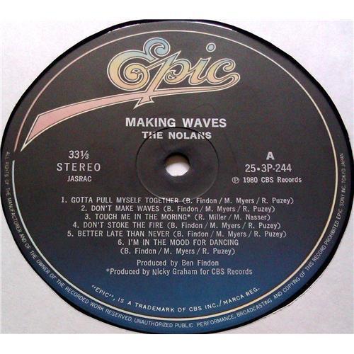 Картинка  Виниловые пластинки  The Nolans – Making Waves / 25-3P-244 в  Vinyl Play магазин LP и CD   05456 4