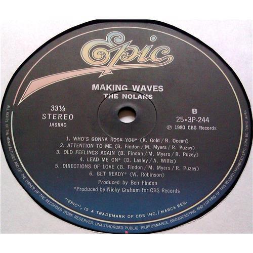 Картинка  Виниловые пластинки  The Nolans – Making Waves / 25-3P-244 в  Vinyl Play магазин LP и CD   05456 5