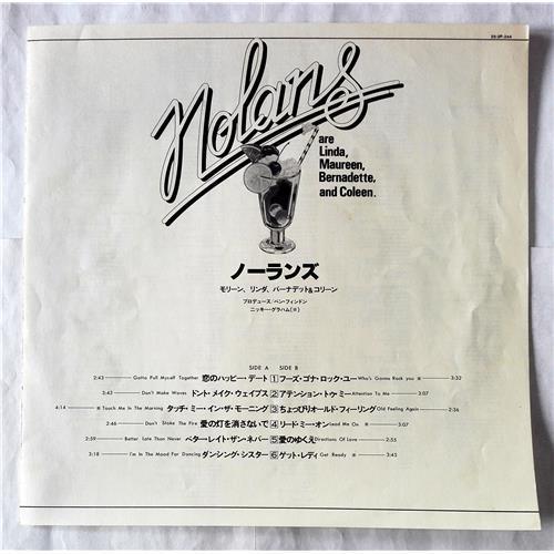 Картинка  Виниловые пластинки  The Nolans – Making Waves / 25-3P-244 в  Vinyl Play магазин LP и CD   07595 2