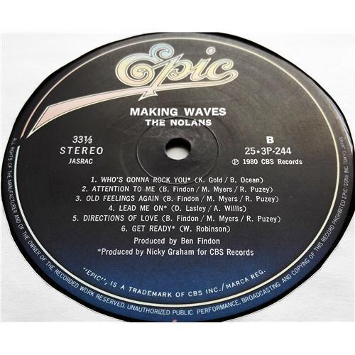 Картинка  Виниловые пластинки  The Nolans – Making Waves / 25-3P-244 в  Vinyl Play магазин LP и CD   07595 5