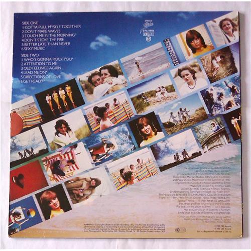 Картинка  Виниловые пластинки  The Nolans – Making Waves / EPC 10023 в  Vinyl Play магазин LP и CD   06568 1
