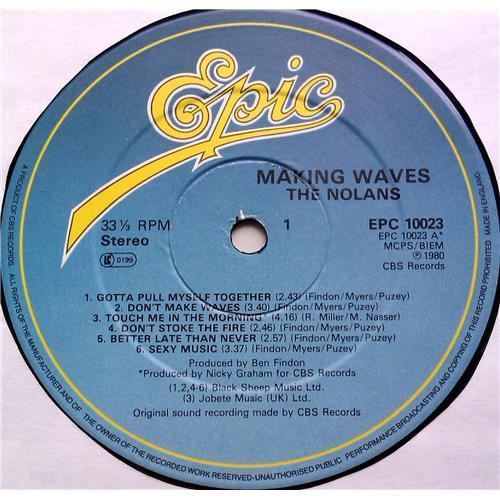 Картинка  Виниловые пластинки  The Nolans – Making Waves / EPC 10023 в  Vinyl Play магазин LP и CD   06568 2