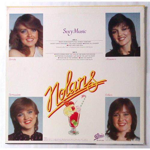 Картинка  Виниловые пластинки  The Nolans – Sexy Music / 28-3P-266 в  Vinyl Play магазин LP и CD   05457 1