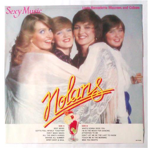 Картинка  Виниловые пластинки  The Nolans – Sexy Music / 28-3P-266 в  Vinyl Play магазин LP и CD   05457 2