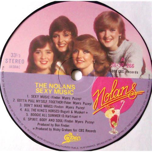 Картинка  Виниловые пластинки  The Nolans – Sexy Music / 28-3P-266 в  Vinyl Play магазин LP и CD   05457 7