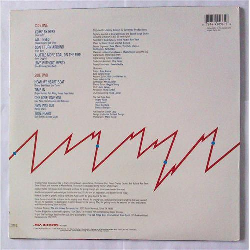 Картинка  Виниловые пластинки  The Oak Ridge Boys – Heartbeat / MCA-42036 в  Vinyl Play магазин LP и CD   04812 1