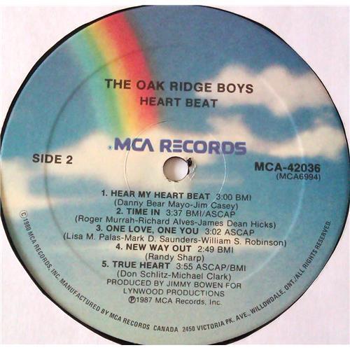 Картинка  Виниловые пластинки  The Oak Ridge Boys – Heartbeat / MCA-42036 в  Vinyl Play магазин LP и CD   07000 3
