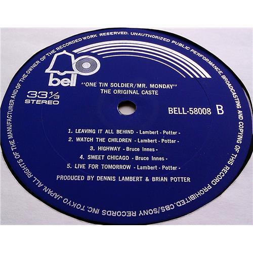 Картинка  Виниловые пластинки  The Original Caste – One Tin Soldier / Bell 58008 в  Vinyl Play магазин LP и CD   07180 4