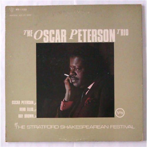 Виниловые пластинки  The Oscar Peterson Trio  – At The Stratford Shakespearean Festival / MV-1103 в Vinyl Play магазин LP и CD  04525