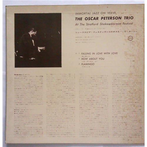 Картинка  Виниловые пластинки  The Oscar Peterson Trio  – At The Stratford Shakespearean Festival / MV-1103 в  Vinyl Play магазин LP и CD   04525 1