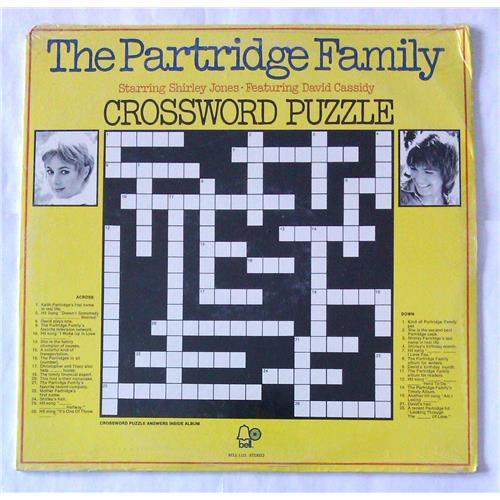 Виниловые пластинки  The Partridge Family – Crossword Puzzle / BELL 1122 / Sealed в Vinyl Play магазин LP и CD  06128