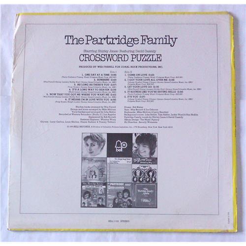 Картинка  Виниловые пластинки  The Partridge Family – Crossword Puzzle / BELL 1122 / Sealed в  Vinyl Play магазин LP и CD   06128 1