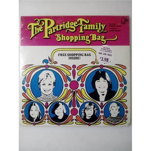 Виниловые пластинки  The Partridge Family – Shopping Bag / BELL 6072 / Sealed в Vinyl Play магазин LP и CD  05968