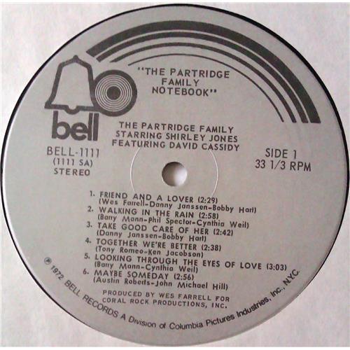 Картинка  Виниловые пластинки  The Partridge Family – The Partridge Family Notebook / BELL 1111 в  Vinyl Play магазин LP и CD   04843 2