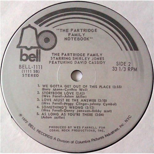 Картинка  Виниловые пластинки  The Partridge Family – The Partridge Family Notebook / BELL 1111 в  Vinyl Play магазин LP и CD   04843 3