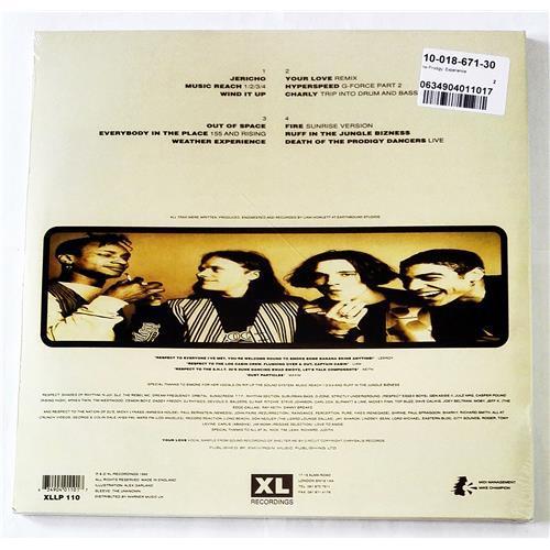 Картинка  Виниловые пластинки  The Prodigy – Experience / XLLP 110 / Sealed в  Vinyl Play магазин LP и CD   09020 1