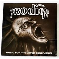 The Prodigy – Music For The Jilted Generation / XLLP 114 / Sealed