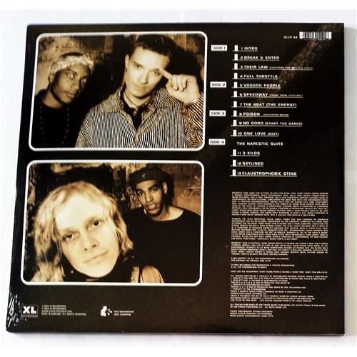 Картинка  Виниловые пластинки  The Prodigy – Music For The Jilted Generation / XLLP 114 / Sealed в  Vinyl Play магазин LP и CD   09019 1