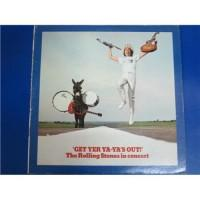 The Rolling Stones – Get Yer Ya-Ya's Out! - The Rolling Stones In Concert / NPS-5