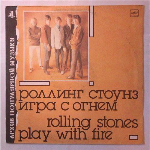 Виниловые пластинки  The Rolling Stones – Play With Fire / М60 48371 000 в Vinyl Play магазин LP и CD  03945