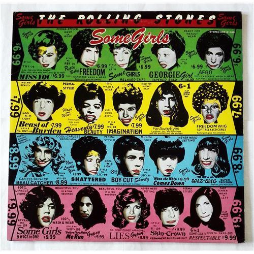 Виниловые пластинки  The Rolling Stones – Some Girls / ESS-81050 в Vinyl Play магазин LP и CD  07592