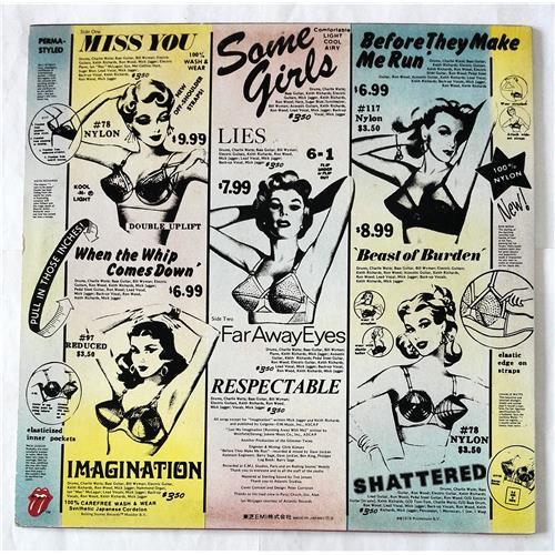 Картинка  Виниловые пластинки  The Rolling Stones – Some Girls / ESS-81050 в  Vinyl Play магазин LP и CD   07592 1